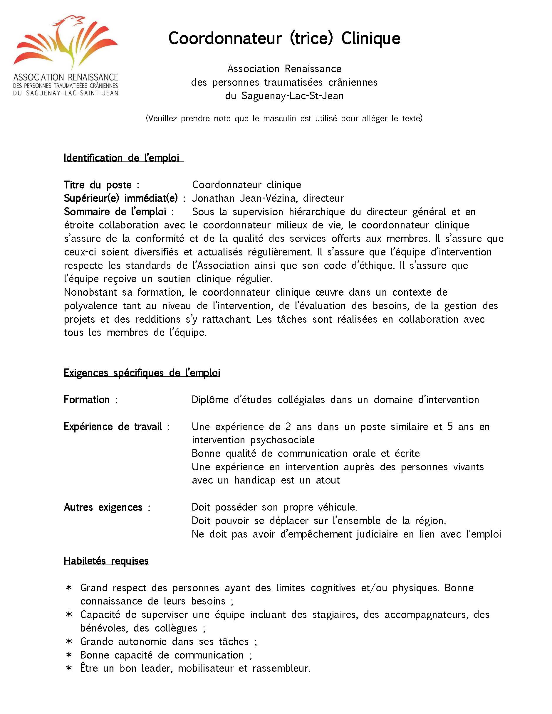2021 Coordo Clinique Page 1